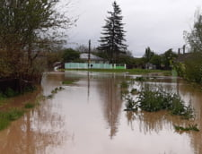 inundatii localitati Bacau