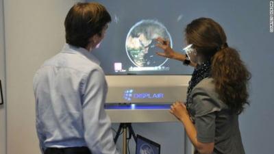 Inventia uimitoare care poate fi primul pas catre comunicarea cu holograme