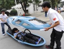 inventie masina studenti Universitatea Hunan