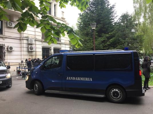 jandarmerie Dragnea proces