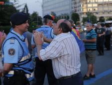 jandarmi garduri protest CCR