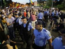 jandarmi protest ccr