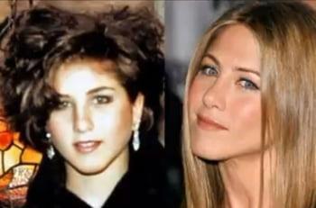 Jennifer Aniston copil infatisare