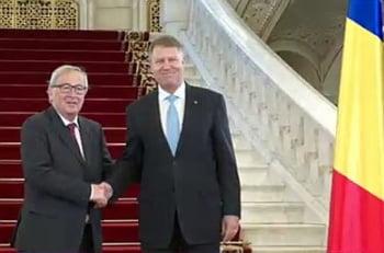 Juncker Iohannis