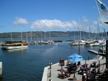 Knysna The Garden Route Africa de Sud