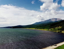 lac Baikal tren
