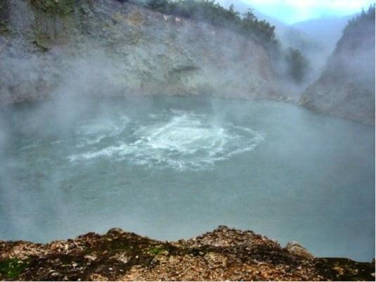 lac fierbe Republica Dominicana