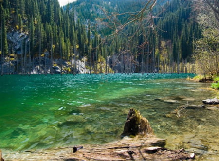 lac Kaindy