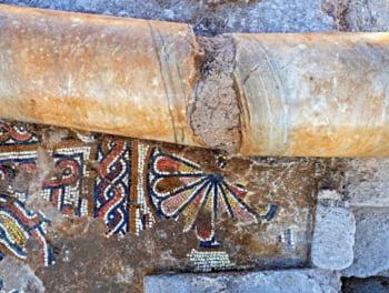 lacasul de cult era folosit de pelerini crestini
