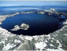 lacul Crater Lake Statele Unite ape adanci
