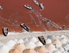 lacul Retba Senegal