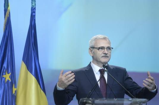 Liviu Dragnea, presedinte PSD