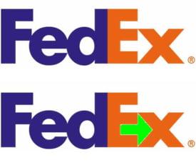 Logo-ul FedEx