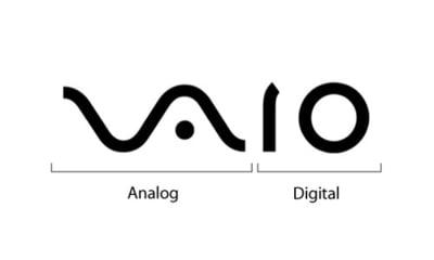 Logoul Sony VAIO