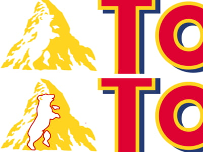 Logoul Toblerone