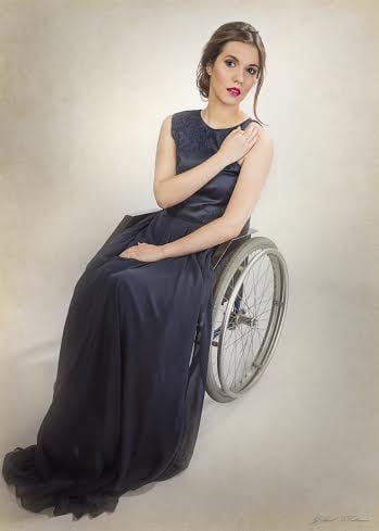 Magda Coman scaun rotile