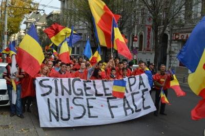mars pentru unire13