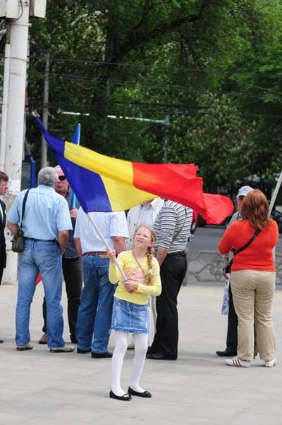 mars unire Basarabia