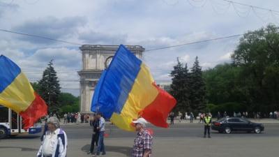 mars unire Moldova
