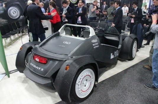 masina imprimata 3D