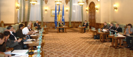mediere Traian Basescu Dan Voinea Codruta Kovesi