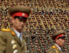 militari Coreea de Nord