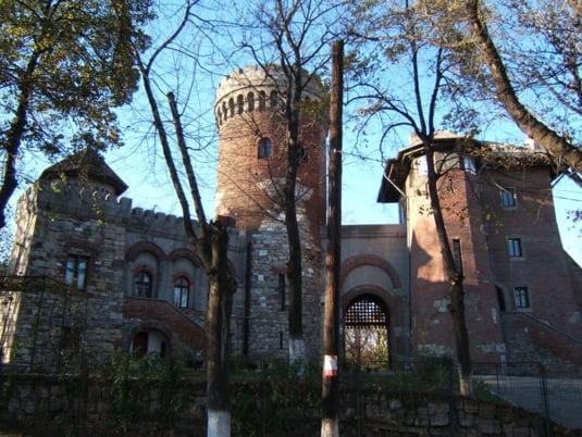 Ţepeş Kalesi (Castelul Ţepeş)