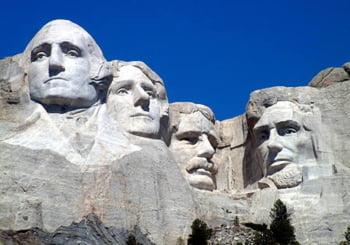 Muntele Rushmore,  USA