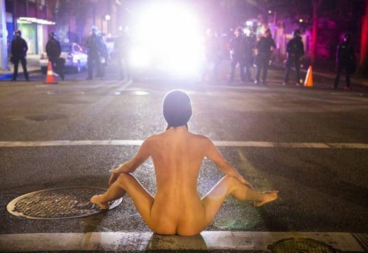 naked athena