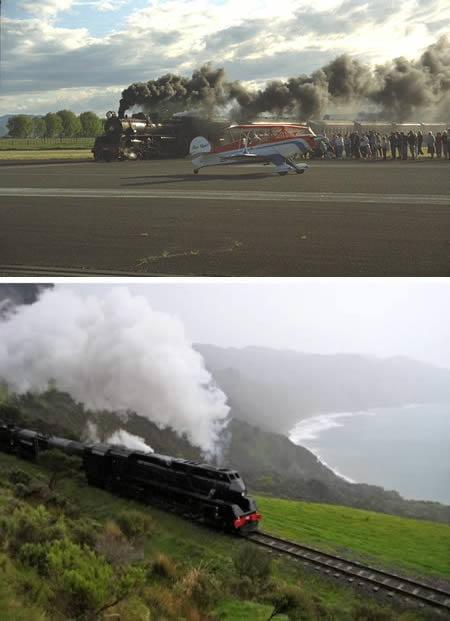 Napier-Gisborne cale ferata Noua Zeelanda