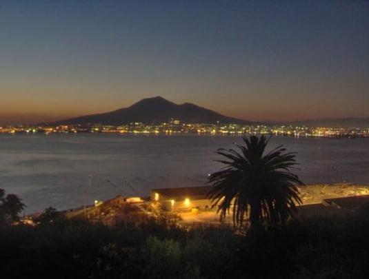 Napoli, Muntele Vezuviu, Italia
