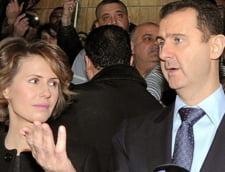 non stire - link pus gresit - E-mailuri misterioase: dictatorul sirian Bashar al-Assad isi insala sotia?