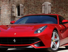 nu preluam stiri mediafax Ferrari a lansat F12 Berlinetta in Romania