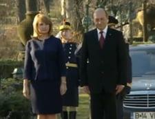 onor Traian Basescu