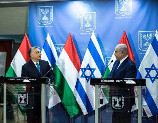 Orban Netanyahu