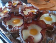 oua in bacon