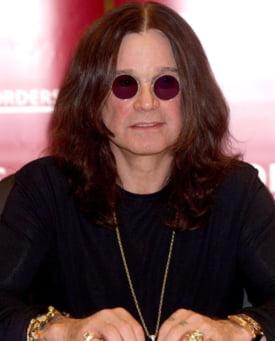 Ozzy Osbourne coma