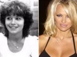 Pamela Anderson adolescenta poza