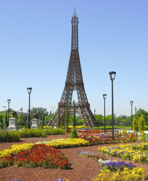 Parque Europa, Spania