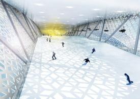 partie schi indoor