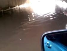 pasaj Balotesti inundat