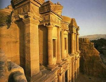 Petra,  Iordan