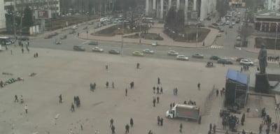 Piata din Donetk, goala