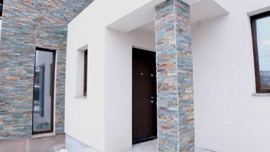 Modele Tencuiala Decorativa Interior.Placari Exterioare Cu Piatra Naturala Frumusetea Accesibila