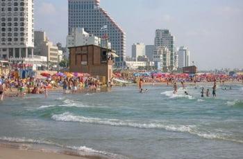 Plaja Gordon Frishman Tel Aviv Israel
