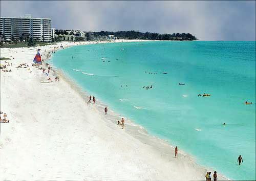 Plaje care au culori uimitoare (Galerie foto)