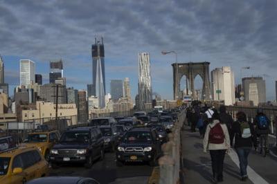 pod Brooklyn uragan Sandy