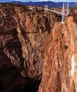 Podul Royal Gorge Colorado