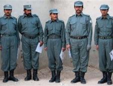 politie Afganistan