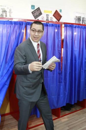 Ponta votat
